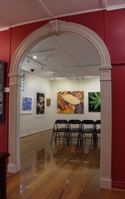 Five Ways Galleries Kalorama-fine art adjacent a lunch stop and view