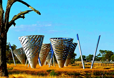 Forrest, Highway, Perth, Kwinana, Mandurah, Sculpture, Freeway, Mandjoogoordap