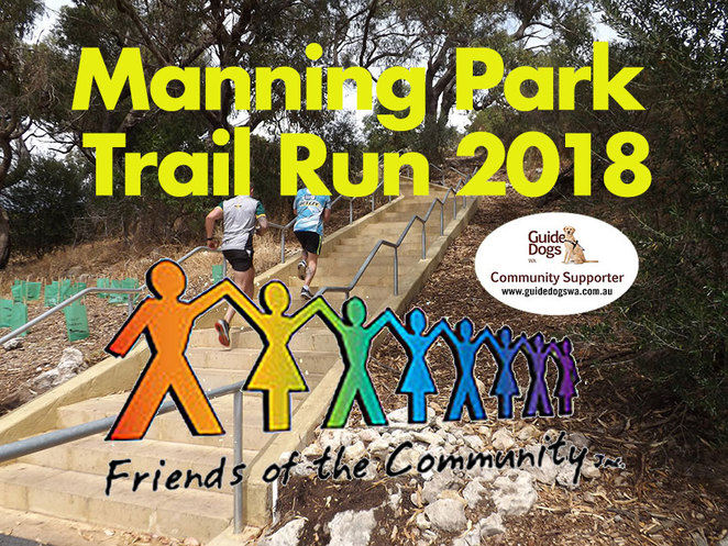 Friends of the Community Manning Park Trial Run 2018