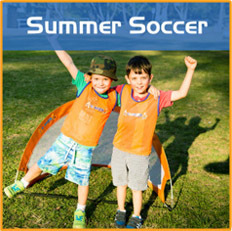 Ginger Sports, soccer, children's party