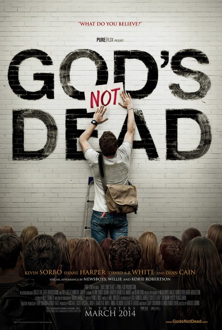 god's not dead, movie, film review, movie review, film