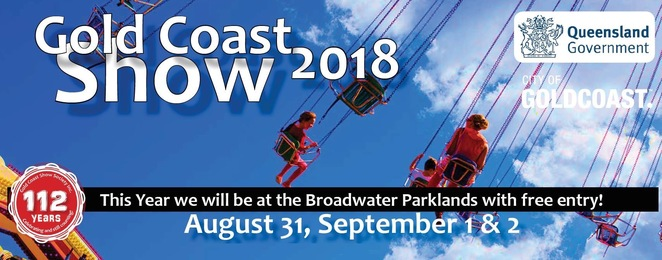 Gold Coast Show, 2018, Free Entry, Free Events, Gold Coast, Southport, Broadwater, Things to Do, Free, Showbags,