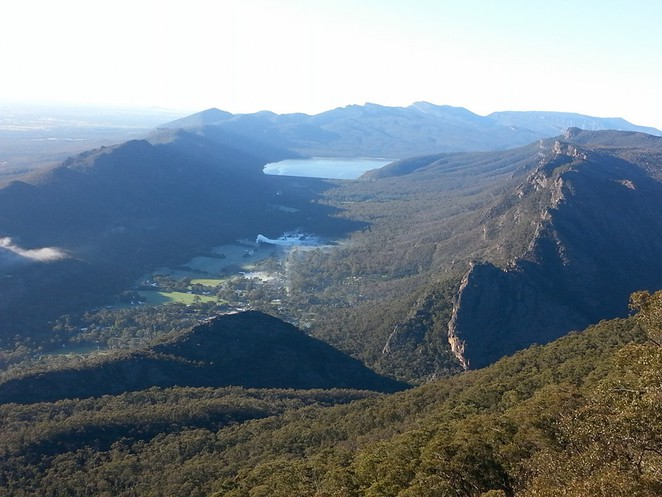 Grampians national park nature walks