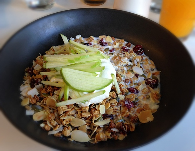 granola, little bird, best granola in canberra, canberra, breakfast, ACT, cafes, healthy breakfast, ACT,