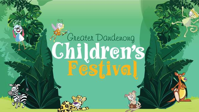 greater dandenong children's festival 2017, city of greater dandenong, dandenong council, animal kingdom, entertainment, children's activities, the young at heart, school holiday activity, performances, workshops, exhibitions, deckchair movie sessions, little day out, community event, fun things to do, fun for kids