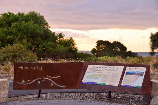 Victor Harbor Heritage Trail, Heysen Trail, Encounter Bikeway, The Bluff, Things to do at Victor Harbor, Tourist Drive 56, Granite Island, Kaiki Walk, Port Victor