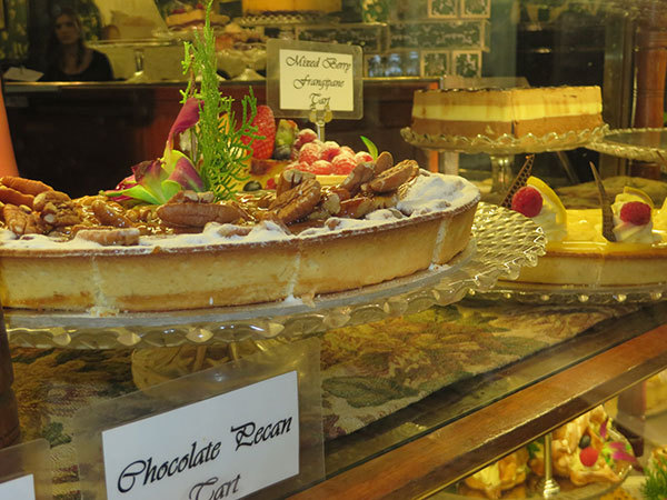 Hopetoun Tea Rooms, High tea in Melbourne, Top Ten High Teas in Melbourne, high tea in block arcade
