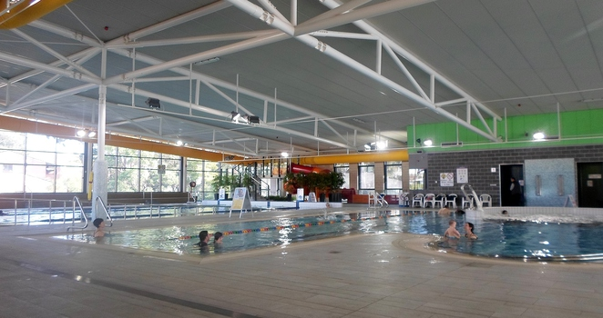 hornsby pool, hornsby aquatic and leisure centre