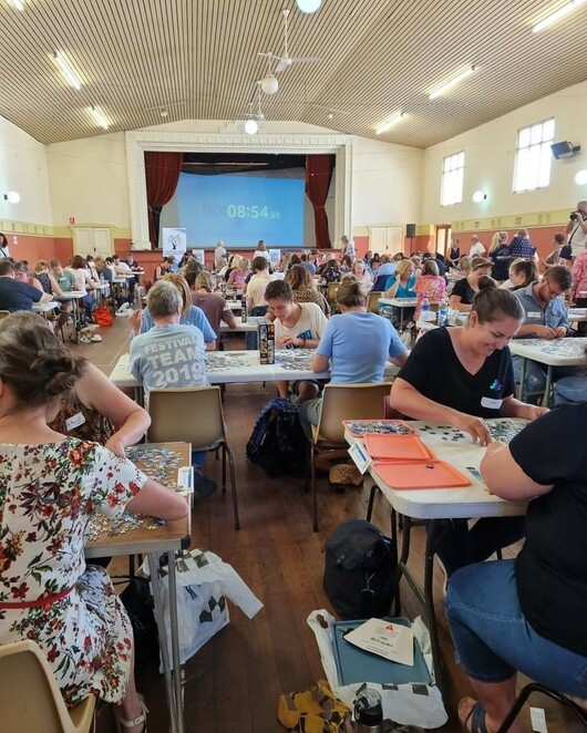 jigsaw, competition qld, puzzle