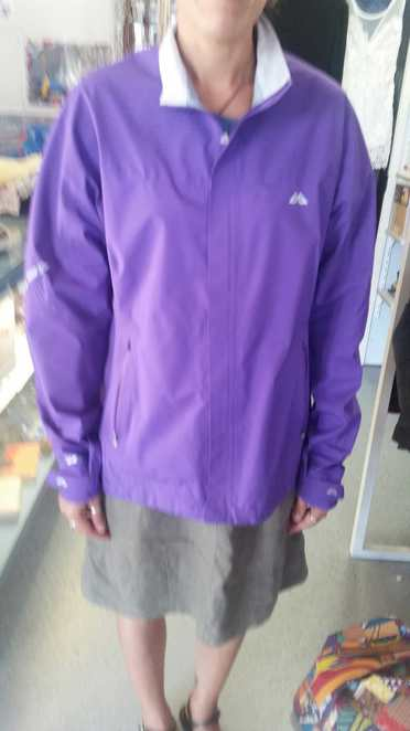 Katmandu Purple rain jacket