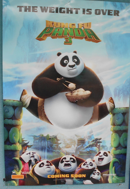 kung fu panda 3, movie, review, film review, po,