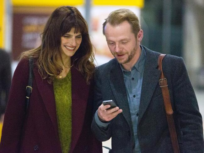 man up movie, simon pegg, lake bell, romantic comedies, new release movies, movie reviews, man up review