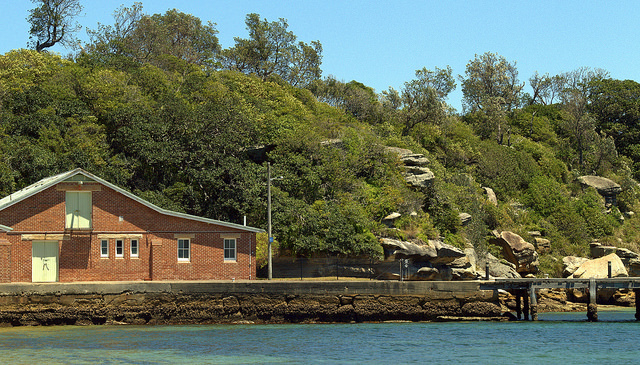 Manly Quarantine Station
