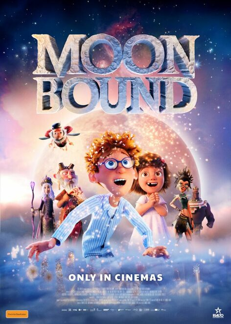 moonbound film review, kids movie, german kids movie, germany's most popular children's books, animated film, community events, fun things to do, memorable event, cultural event, entertainment, foreign film, family friendly film, rialto distribution