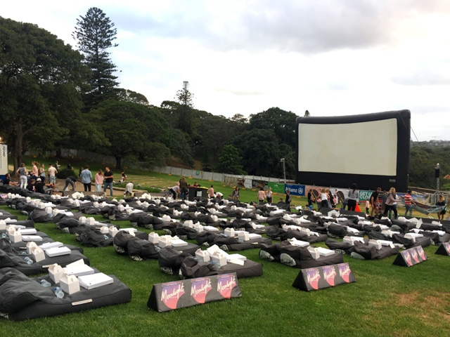 Moonlight Cinema, Outdoor Cinema, Moonlight Cinema Sydney