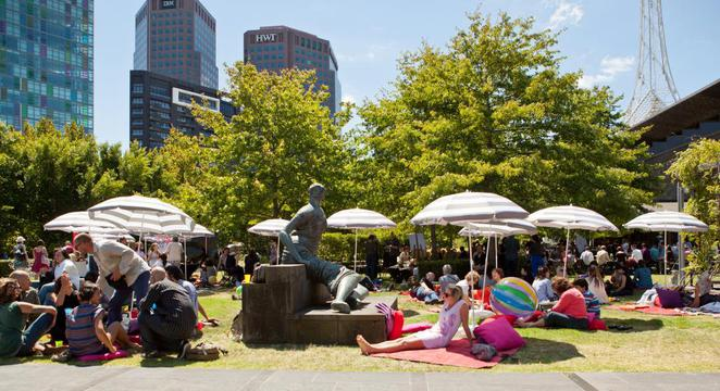 ngv, national gallery of victoria, NGV International, NGV summer sundays, entertainment NGV, events NGV, free summer events melbourne
