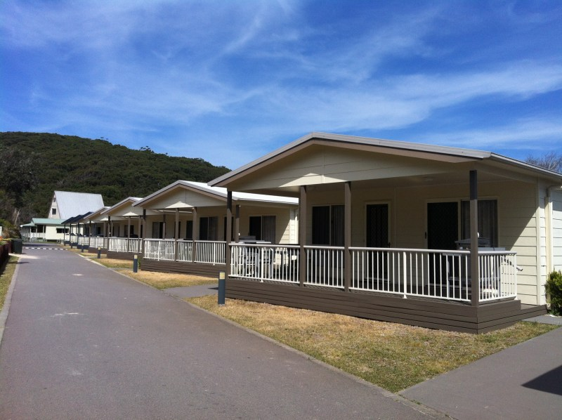 One Mile Beach Holiday Park Sydney