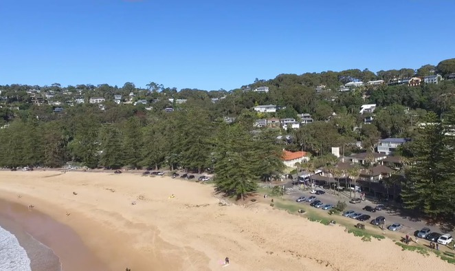 Paradise Cafe, Palm Beach, Home and Away, Surfing, Northern Beaches
