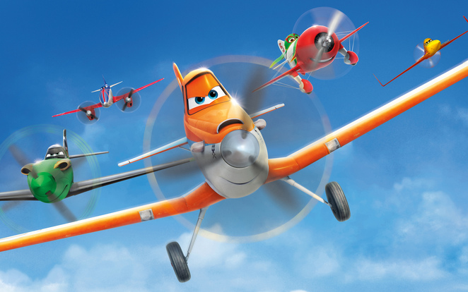 Planes the movie