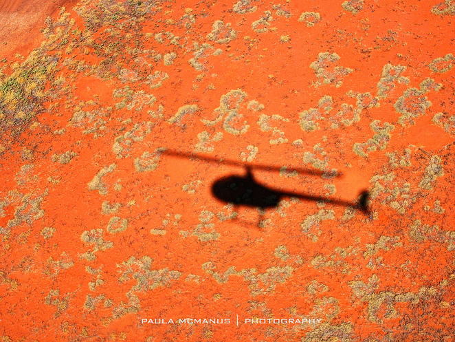Professional Helicopter Services Uluru