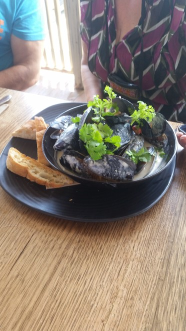 Queenscliff Brewhouse, Food, Lunch,