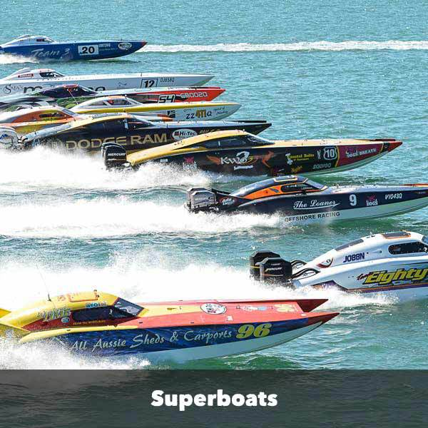 Redcliffe Festival Superboats