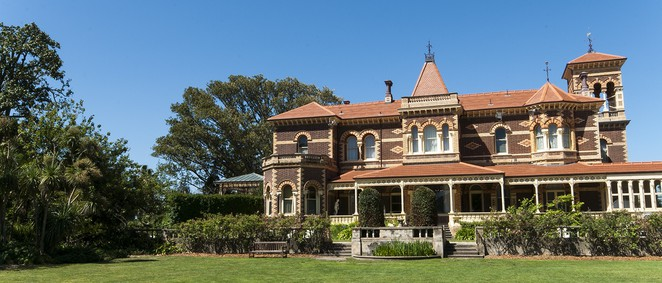 Rippon Lea House and Gardens Elsternwick