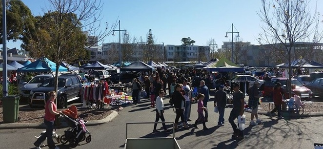 Rockingham,Rotary,markets
