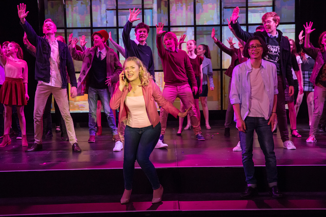 scotch college, legally blonde, fisher chapel