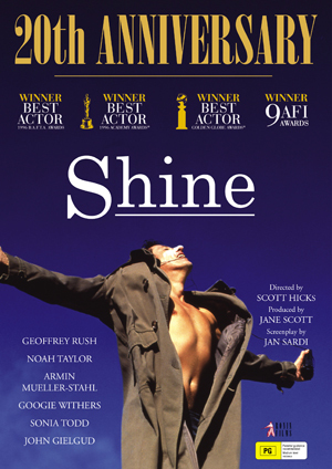 'SHINE' 20th Anniversary Screening and Q & A