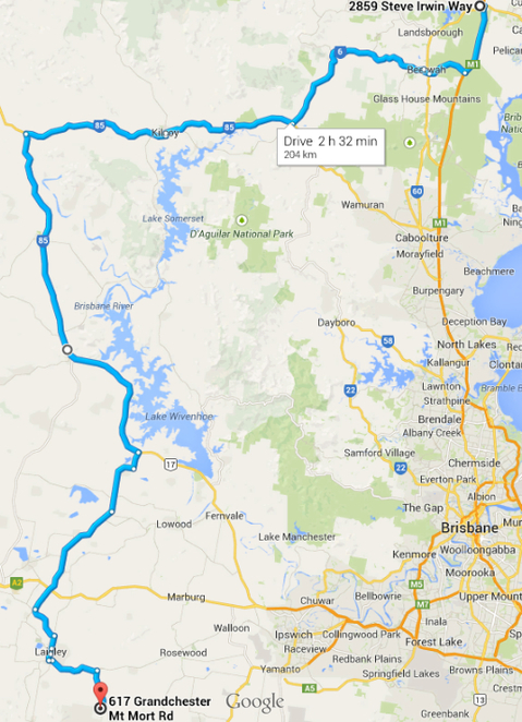 road trip, sunshine coast, school holidays, spicers hidden vale