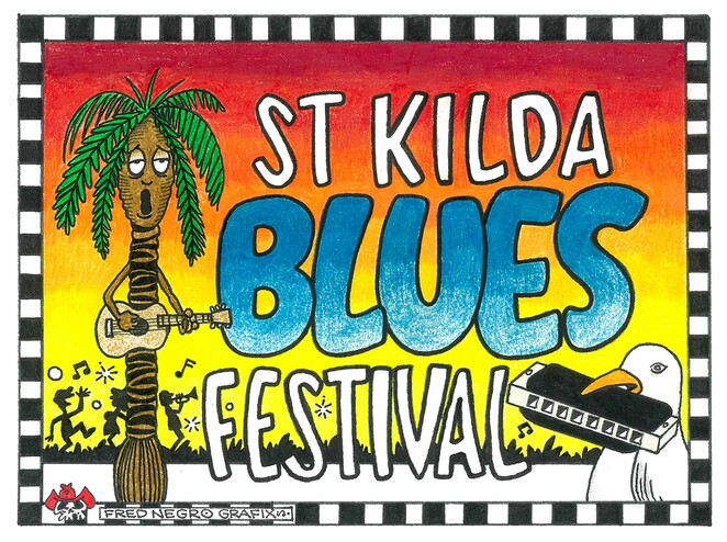 st kilda blues festival 2021, community event, fun things to do, music, the blues, entertainment, date night, night life, the music, the blues, the artists, the venues, city of port phillip, fitzroy street st kilda, date night, night life, bands, musicians