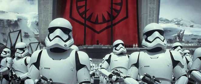 Star Wars The Force Awakens - Storm Troopers of the First Order