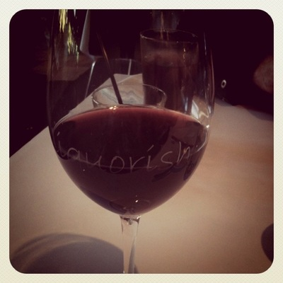 Stoney Vineyard Cabernet @ Liquorish Bistro (Photo instagram @neelsmcgee)