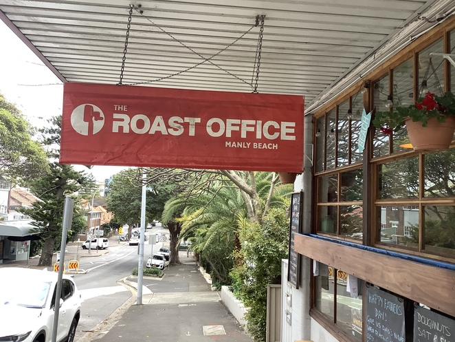 Street Library Roast Office Darley Rd Manly