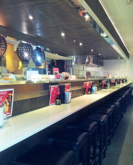 sushi on james, burleigh heads, sushi train, sashimi, teppanyaki, takeaway, cheap, japanese, sushi,