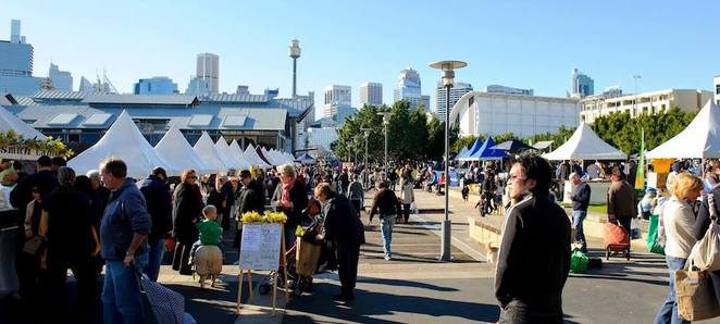 Sydney Morning Herald Growers' Market