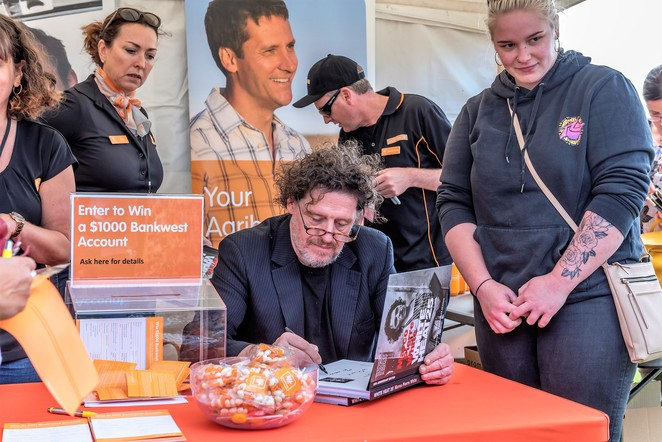 Taste Great Southern, Marco Pierre White, Albany,Wine and Food festival, wine, food