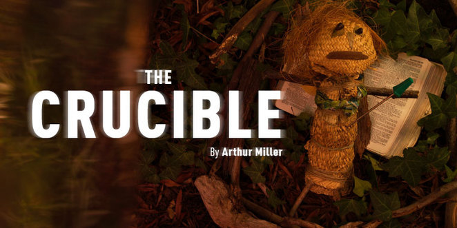 The Crucible at Little Theatre by Adelaide Theatre Guild