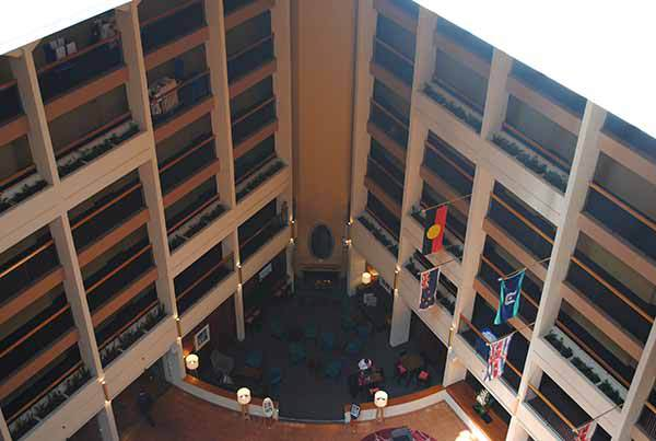 The Rocks, Sydney, Historical, Tourist, Building, Holiday Inn, Interior