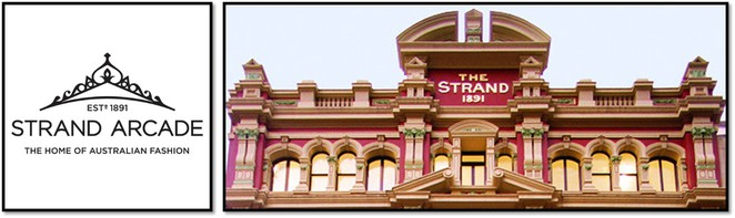 The Strand Arcade opened in 1891