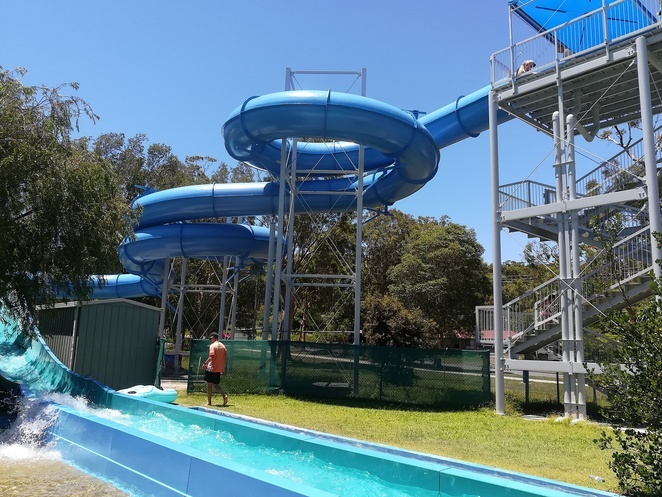 tomaree aquatic centre, NSW, port stephens, school holiday activities, things to do, whats on, swimming, pools, kids, children, family friendly,