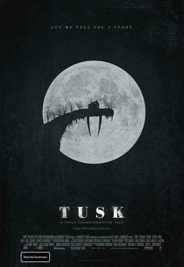 Tusk, walrus, Kevin Smith, cult classic, horror, film, comedy, dark comedy
