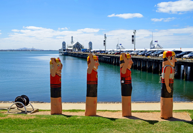 Victoria,Melbourne,Geelong,Bellarine,Waterfront Precinct,Walking Trail,Travel,Get Out Of Town,Escape The City,Great Family Day Out