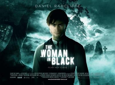 woman in black. horror, movie, review