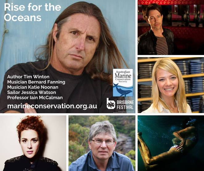 The activist and author Tim Winton