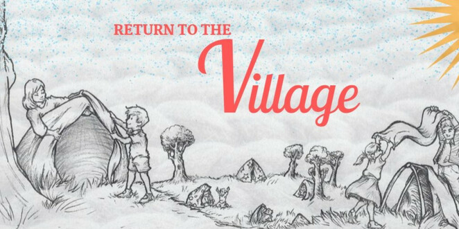 adelaide fringe, 2021, return to the village, interactive, kids, theatre