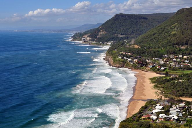 Bald Hill Lookout, Stanwell Park
