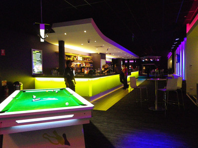 bar kingpin bowling pool table norwood