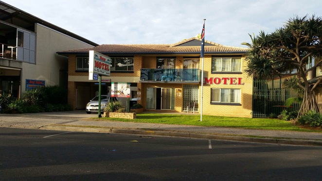 Bay Motel, Byron Bay